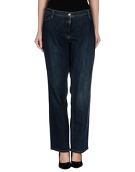 Brax Denim Denim Trousers Women Blue