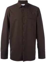 Libertine Libertine 'Master' Shirt Brown