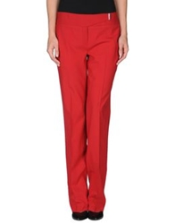 Elie Tahari Casual Pants Red