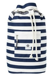 Ridgebake Snitch Rucksack Navy Stripe Dark Blue
