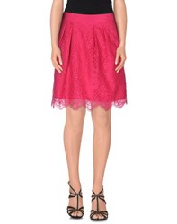 Philosophy Di Alberta Ferretti Skirts Knee Length Skirts Women Garnet