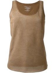 Majestic Filatures Tank Top Brown