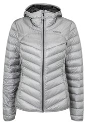 Odlo Air Cocoon Down Jacket Silver