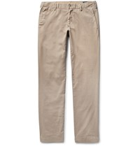 Polo Ralph Lauren Newport Slim Fit Pima Cotton Twill Chinos Neutrals