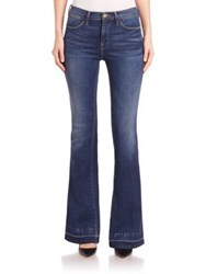 Frame Le High Flare Jeans Colby