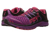 Inov 8 Road Claw 275 Purple Black Pink Women's Running Shoes Blue