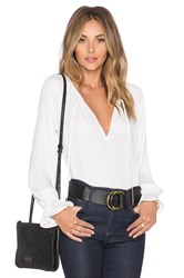 L'academie The Boho Blouse White