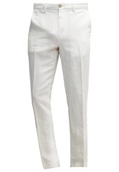 Banana Republic Aiden Chinos Cream Off White