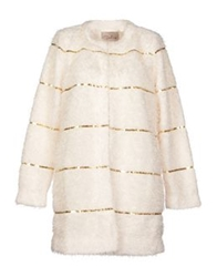 Darling Coats Ivory
