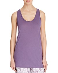 Yummie Tummie By Heather Thomson Slim Racer Tank Mulled Grape