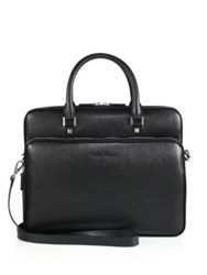 Salvatore Ferragamo Soft Leather Briefcase