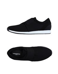 Vagabond Footwear Low Tops And Trainers Women Black