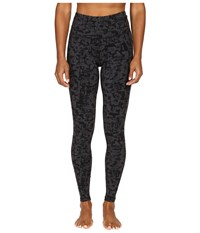 Lucy Perfect Core Legging Fossil Black Mod Print Women's Workout