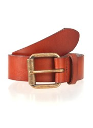 Dents Mens Leather Belt Tan