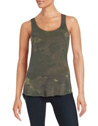 Alternative Apparel Racerback Tank Green