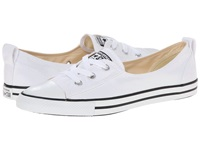 Converse Chuck Taylor All Star Ballet Lace Slip White Women's Shoes