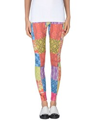 Happiness Trousers Leggings Women Red