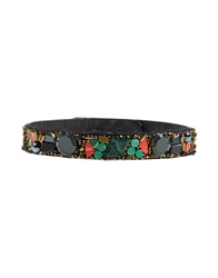 Hoss Intropia Belts Black