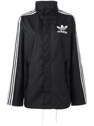 Adidas Originals Adicolour Windbreaker Jacket Black