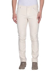 Re Hash Casual Pants Beige