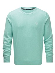 Henri Lloyd Moray Club Crew Blue Marl