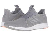 Adidas Edge Bounce Runner Charcoal Heather Solid Grey Crystal White Sun Glow Women's Shoes Gray