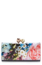 Ted Baker Women's London 'Mayu' Floral Print Matinee Wallet