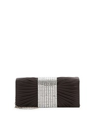 Sasha Embellished Pleated Clutch