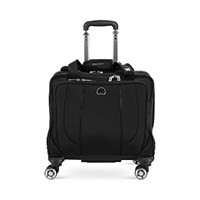 Delsey Helium Cruise Wheeled Spinner Tote Black