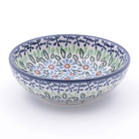 Bunzlau Castle Serving Bowl Meadow Small