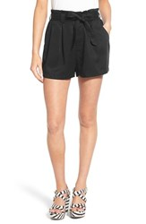 Women's Chloe And Katie Paperbag Shorts