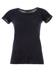 Avant Toi Basic T Shirt Blue