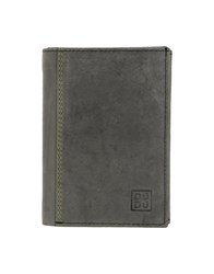 Dudu Small Leather Goods Wallets Men Black