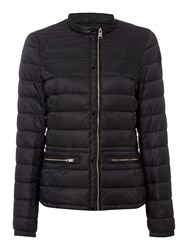 Replay Light Nylon Jacket Black