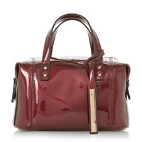 Head Over Heels Hamillton Bowler Bag Berry