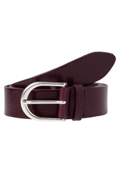 Vanzetti Belt Pflaume Purple