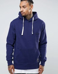 Friend Or Faux Embassy Hoodie Blue Black