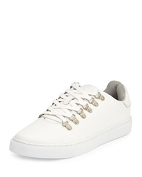 French Connection Fenton Leather Lace Up Sneaker