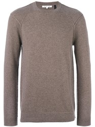 Helmut Lang Classic Pullover Nude Neutrals