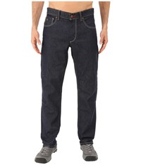 Marmot West Wall Jeans Dark Indigo Men's Jeans Blue