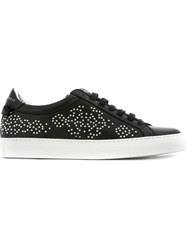 Givenchy Studded Sneakers Black