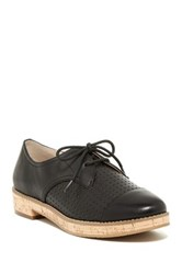 14Th And Union Brook Leather Oxford Wide Width Available Black