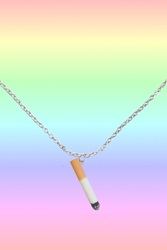 Gimme A Cig Necklace Was 12 The Pulp Girls