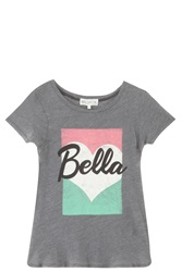 Wildfox Couture Bella T Shirt Black