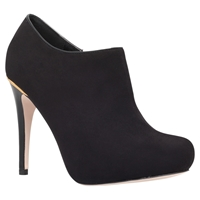 Miss Kg Barrie Ankle Boots Black