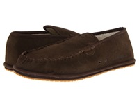 O'neill Surf Turkey Low Suede Dark Chocolate Men's Slippers Brown