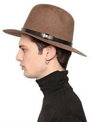 Htc Hollywood Trading Company Dallas Lapin Felt Brimmed Hat