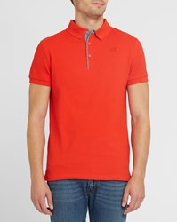 The North Face Red Pr Polo Shirt
