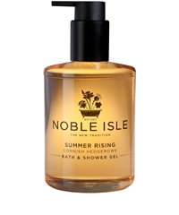 Summer Rising Bath And Shower Gel 250Ml Noble Isle