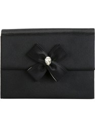Yves Saint Laurent Vintage Evening Clutch Black